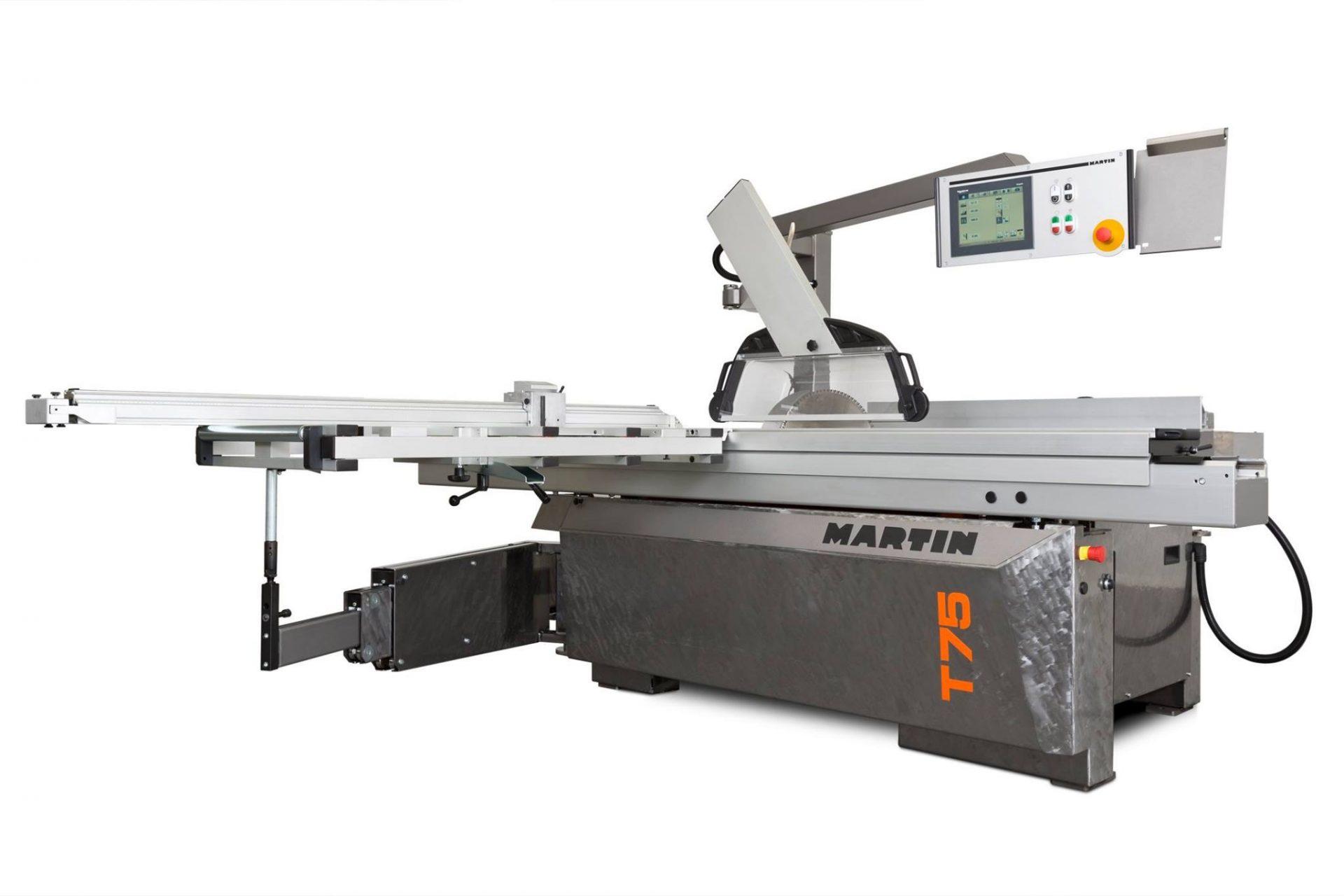 Martin T75 Prex Sliding Table Panel Saw