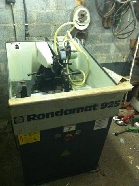Used_Rondamat_925_Grinding_Machine
