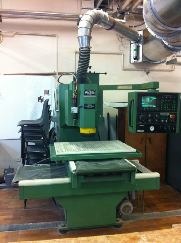 Used_Wadkin_2000_Router