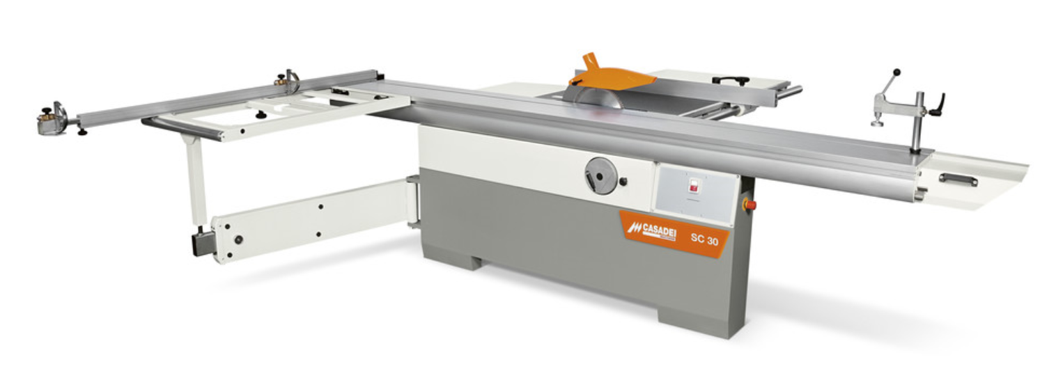Sliding Table Saw : ... Machines / Saws / Panel Saw / Casadei SC 30 Sliding Table Panel Saw