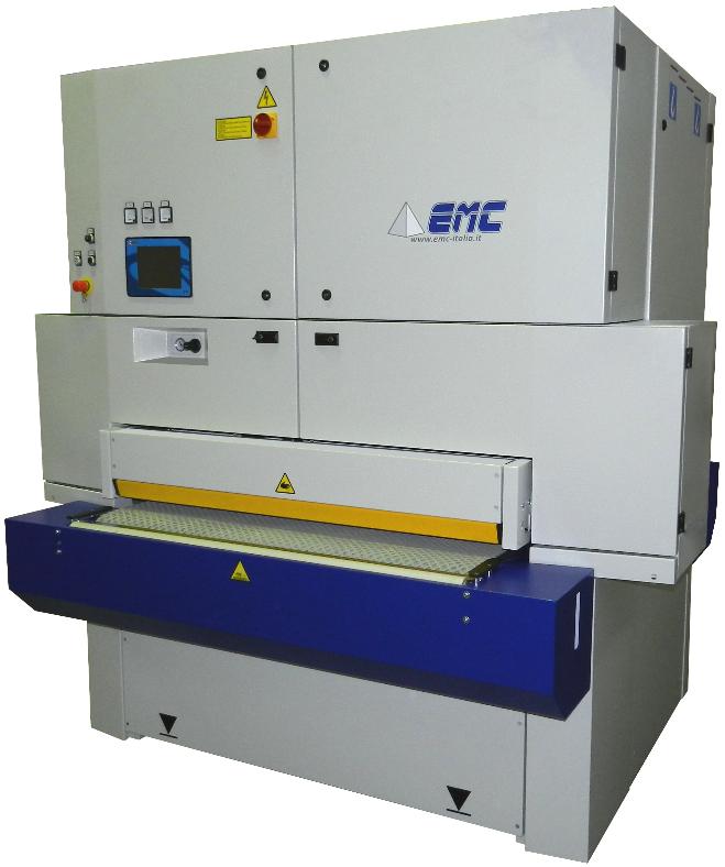 187 emc venus wide belt sanding machine