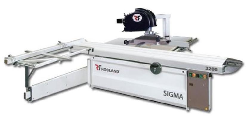 Robland Sigma Sliding Table Panel Saw