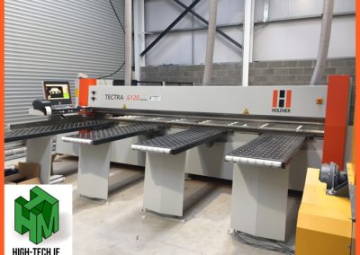 Installation of Holz-Her Tectra 6120