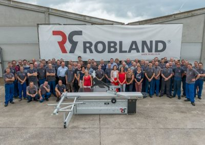 Robland celebrates its 50th anniversary.