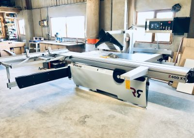 Two more Robland Z400 panel saws delivered and installed.